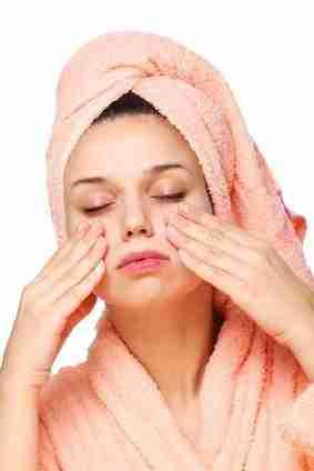 How do you exfoliate your face