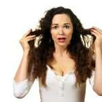 How To Get Rid Of Frizzy Hair Fast