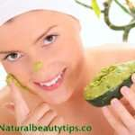 Avocado Face Mask DIY