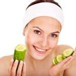 Cucumber Face Mask Recipe