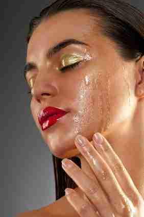 Olive Oil Facial Hair 49