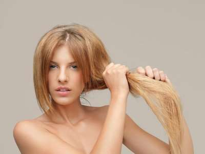 How To Fix Dry Hair