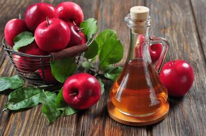 Washing Hair With Apple Cider Vinegar