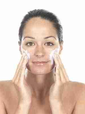 Natural Face Exfoliator