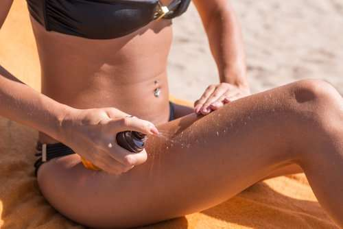 Homemade Dark Tanning Oil