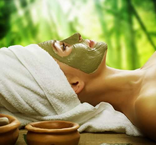 Matcha Green Tea Mask For Acne
