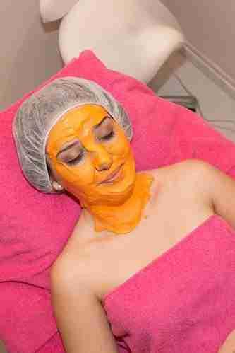 Papaya Enzyme Facial