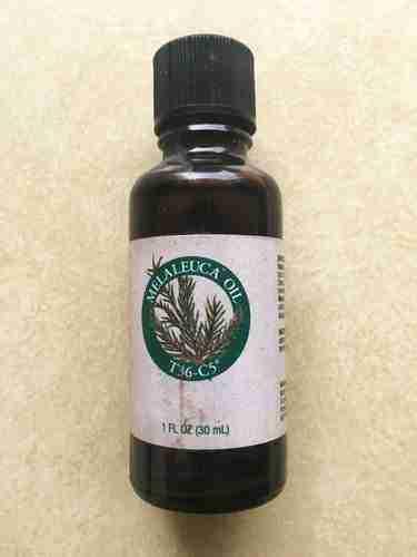 Facial Skin Care With Tea Tree Oil