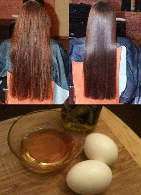 DIY Egg White Mask For Hair Care