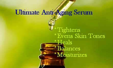 best anti aging serums homemade