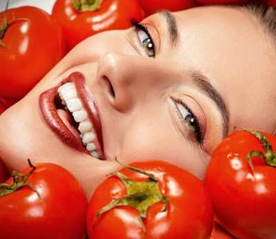 Image result for cleanse and tone your skin with tomatoes