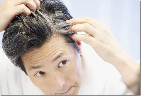 Premature Graying Of Hair - Causes, Precautions, Natural Remedies, Treatment