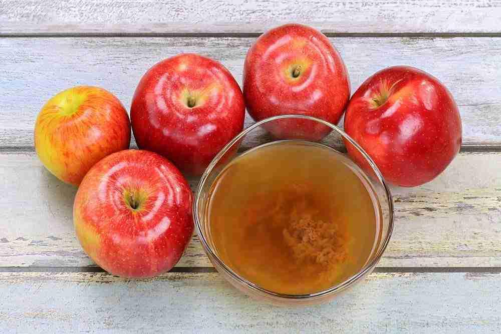 Apple Cider Vinegar Rinse For Hair