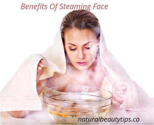 What Are Benefits Of Steaming Face