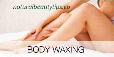 Body Waxing At Home Kit