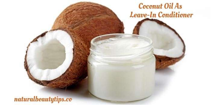 Natural Hair Conditioner Recipe Coconut Oil