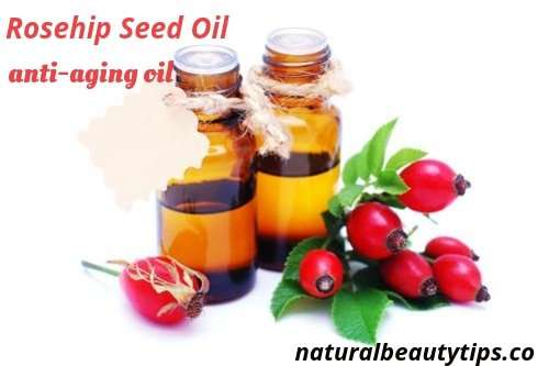 Rose hip seeds oil benefits & uses