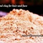 How to use rhassoul clay for hair and face