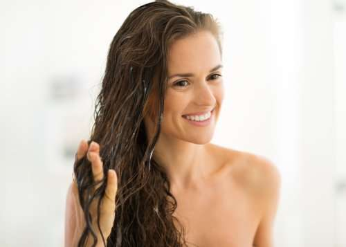 Protein Rich Hair Mask