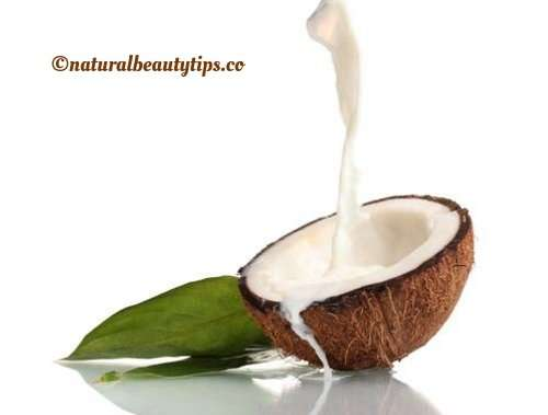 Coconut Milk Leave-In-Conditioner