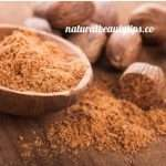 Exfoliation With Nutmeg
