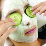 Cucumber Face Mask