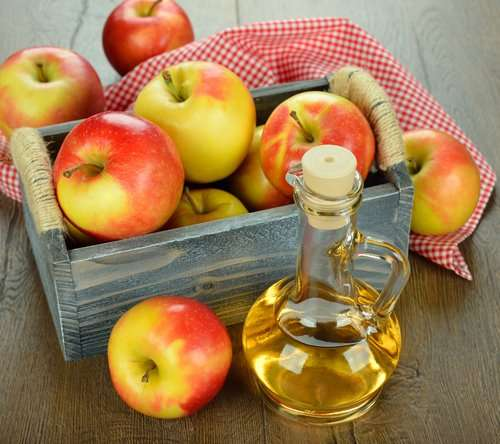Apple Cider Vinegar To Shrink Skin Pores