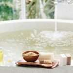 Epsom Salt Soak Bath