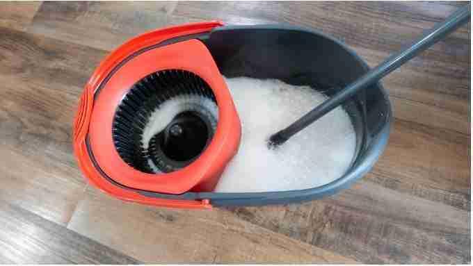 Homemade All Types Floor Cleaner Recipe