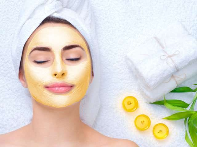 At Home Facial Steps & Tips