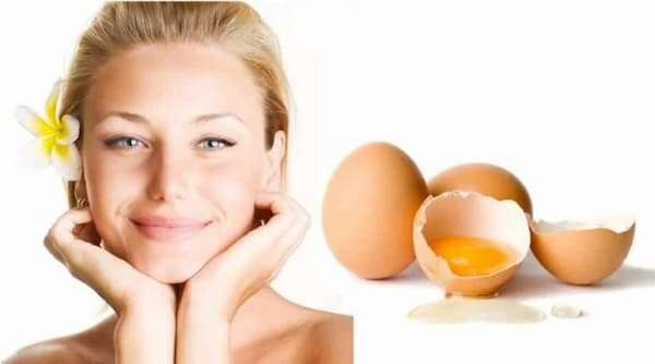Homemade Egg White Face Masks | All Skin Types